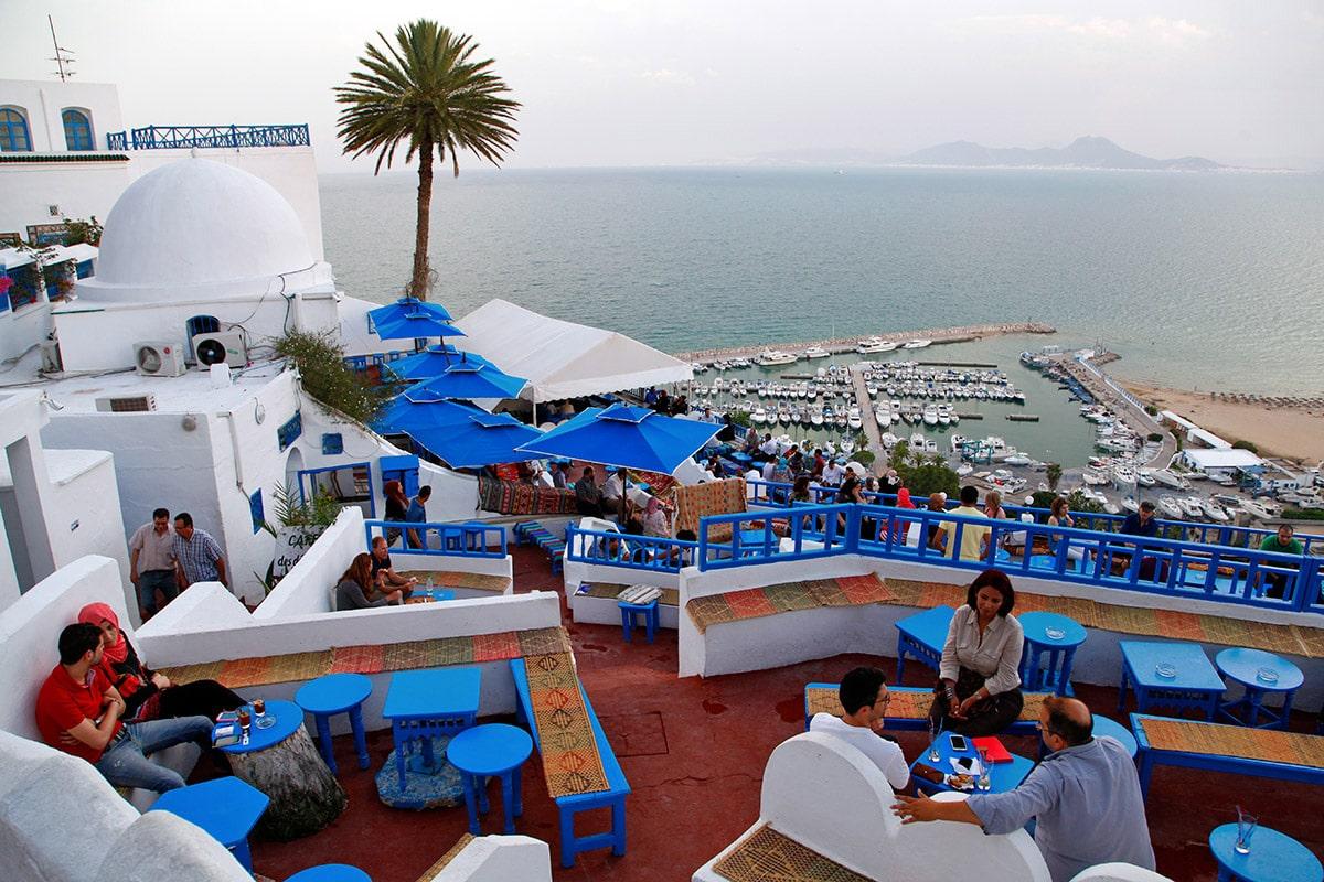 Café des Délices, Tunesië