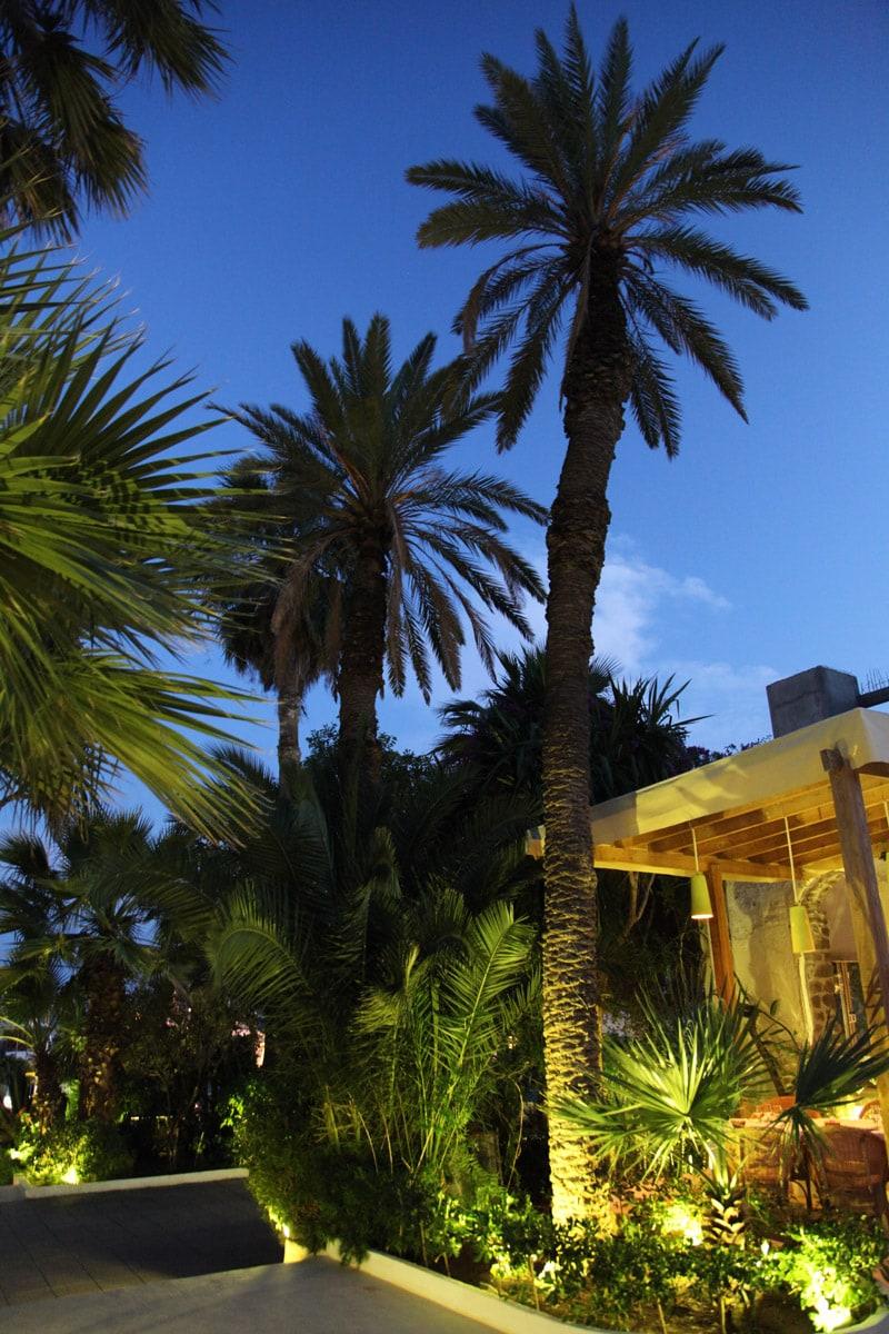 Restaurant Le Pirates in Sidi Bou Said, Tunesië