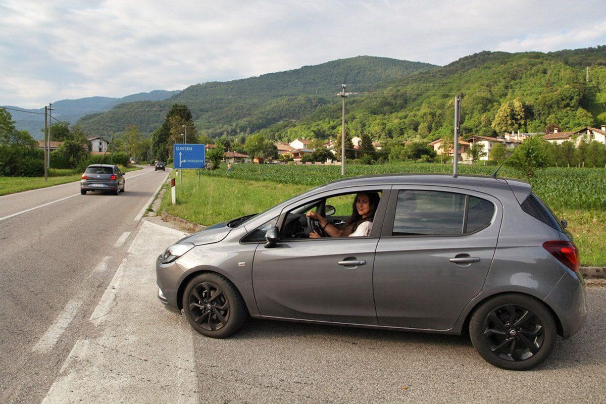 auto huren slovenie