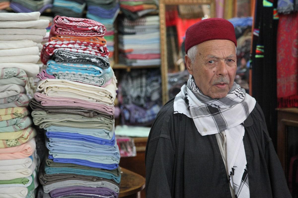 Persreis Tunesië