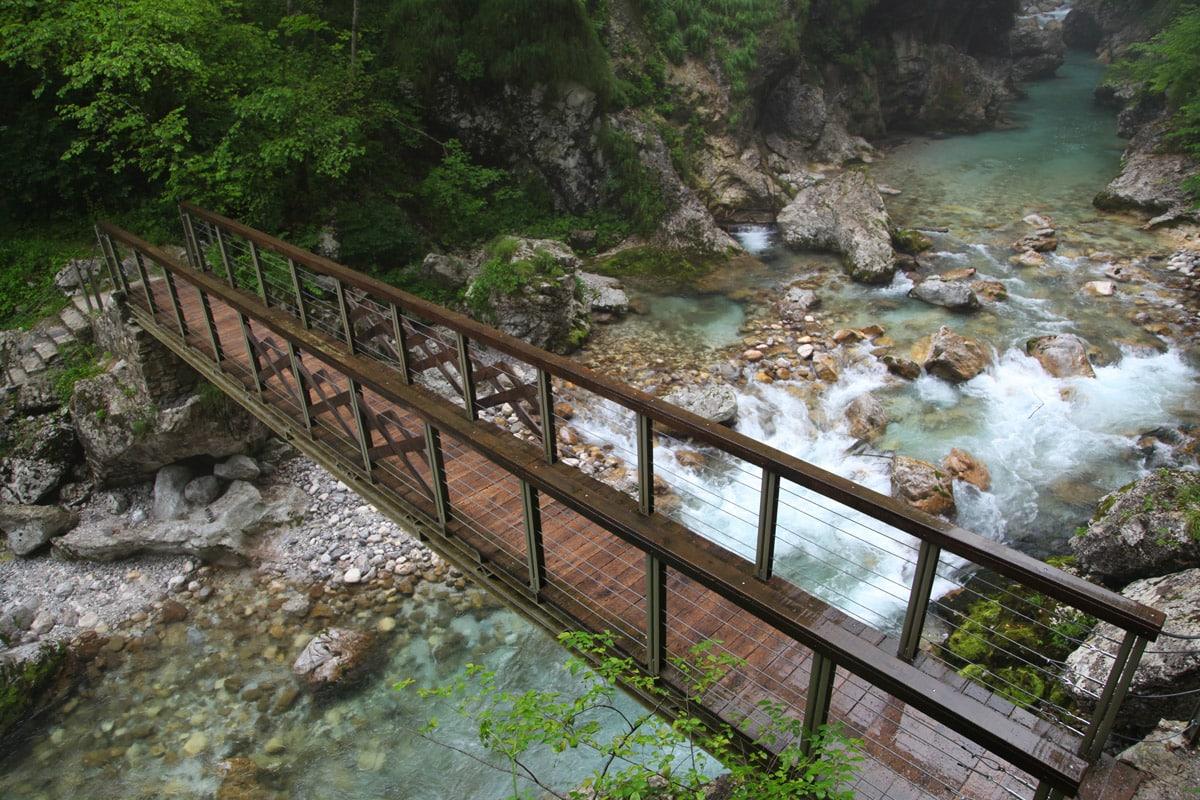 rondreis slovenie tolmin triglav national park