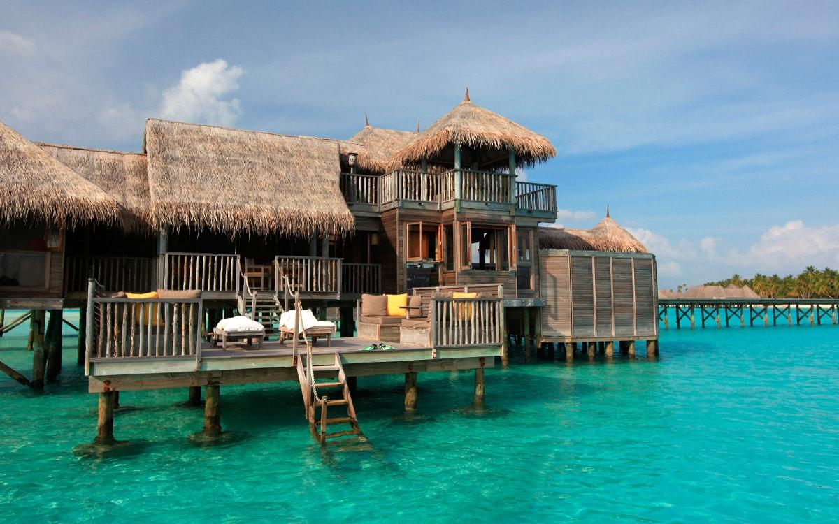 Gili Lankanfushi Resort, Malediven