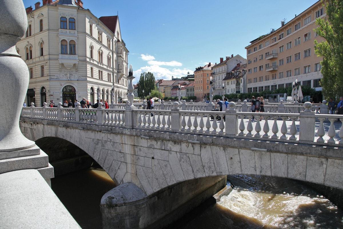 goedkope citytrips europa ljubljana