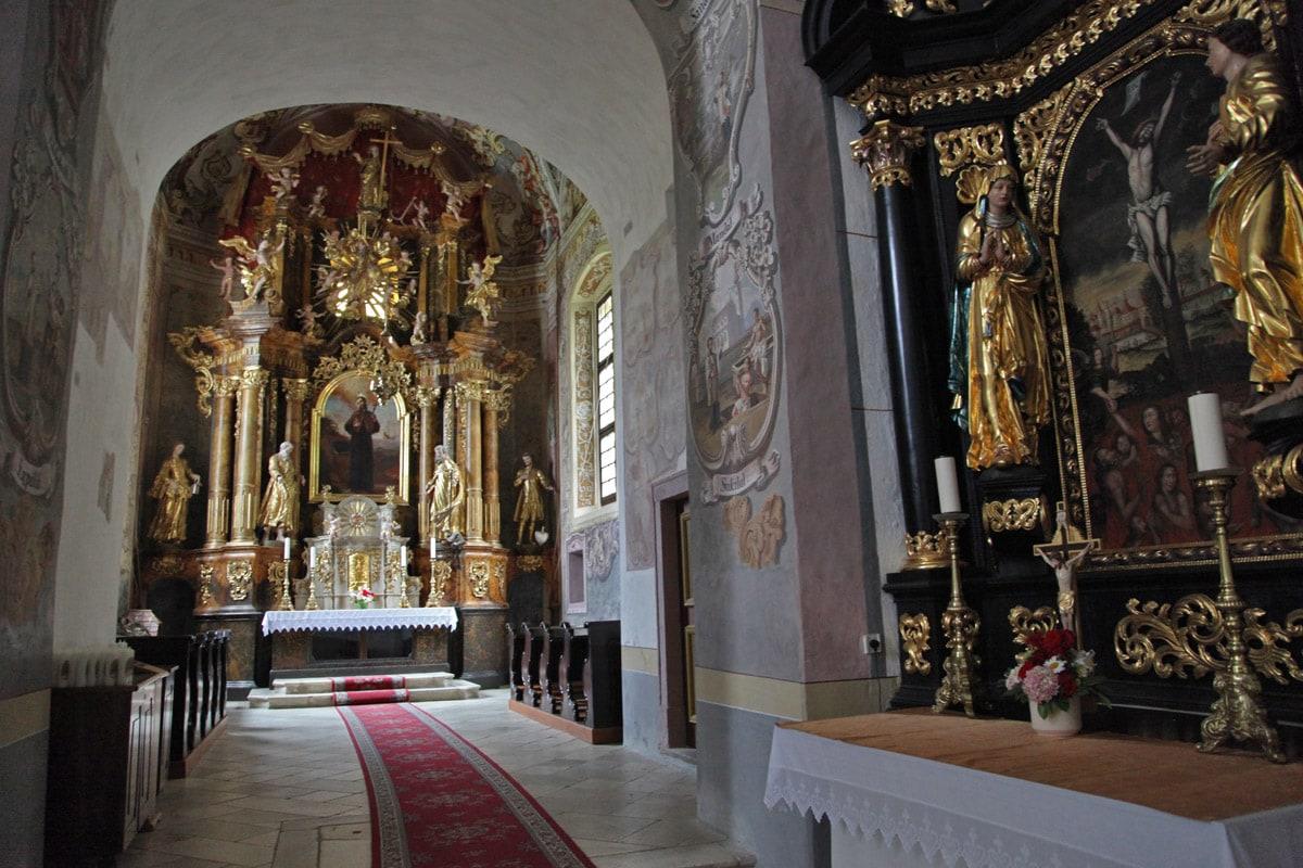 kerken in Slovenië
