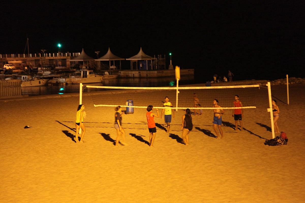 benidorm-volleybal-strand