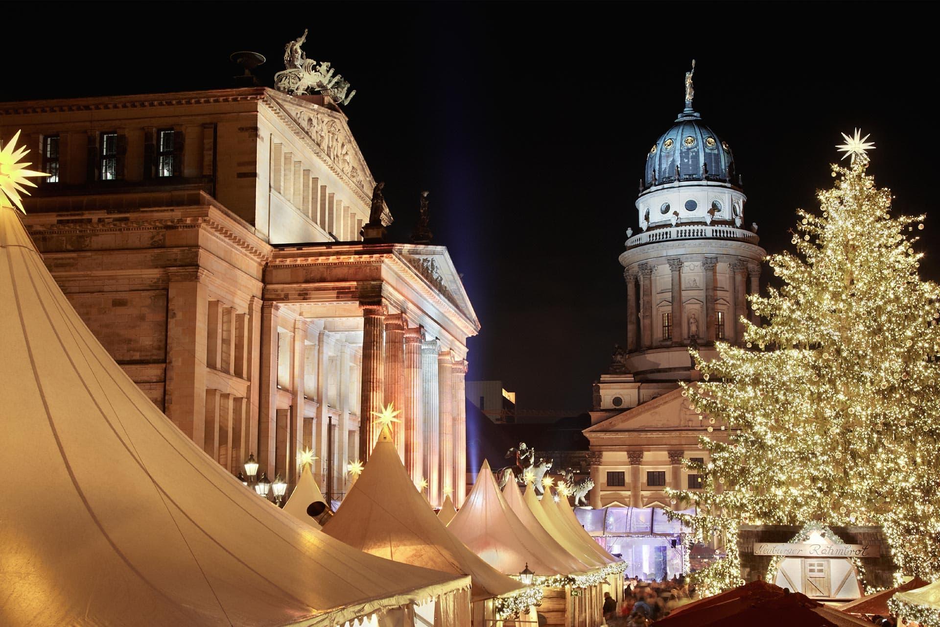 Kerst in Berlijn tips stedentrip