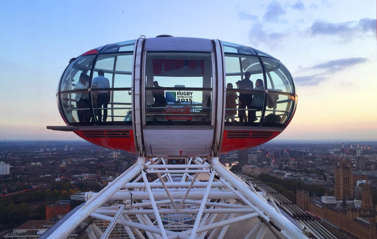 Dagje Londen doen en zien London Eye