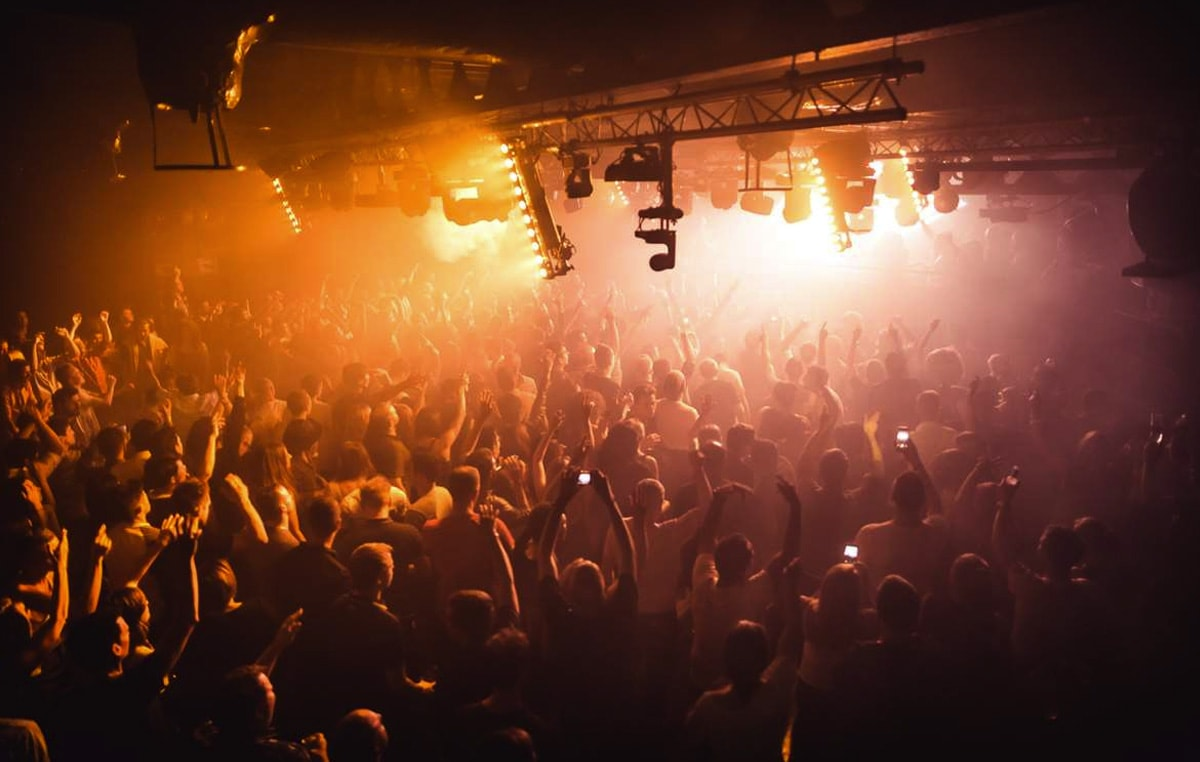 londen nighlife ministry of sound