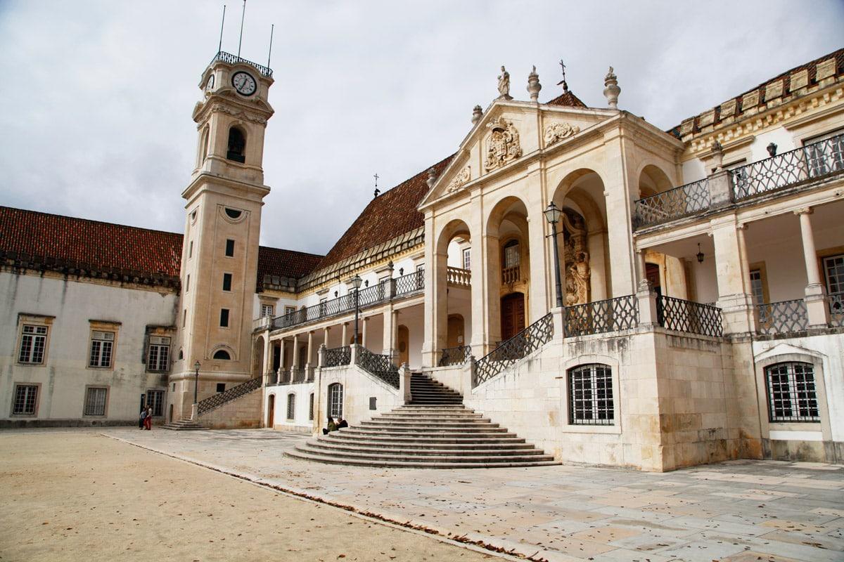 Coimbra-universiteit