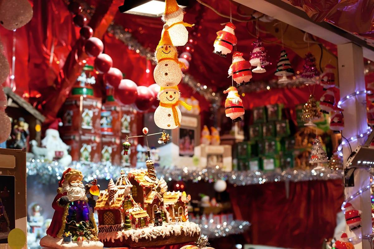Kerst Londen Kerstmarkten
