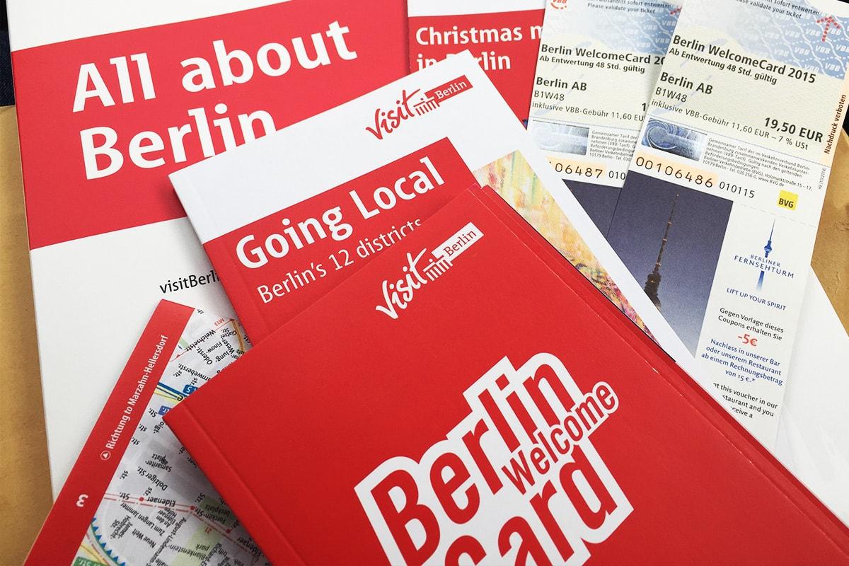 Berlijn city card 48 uur