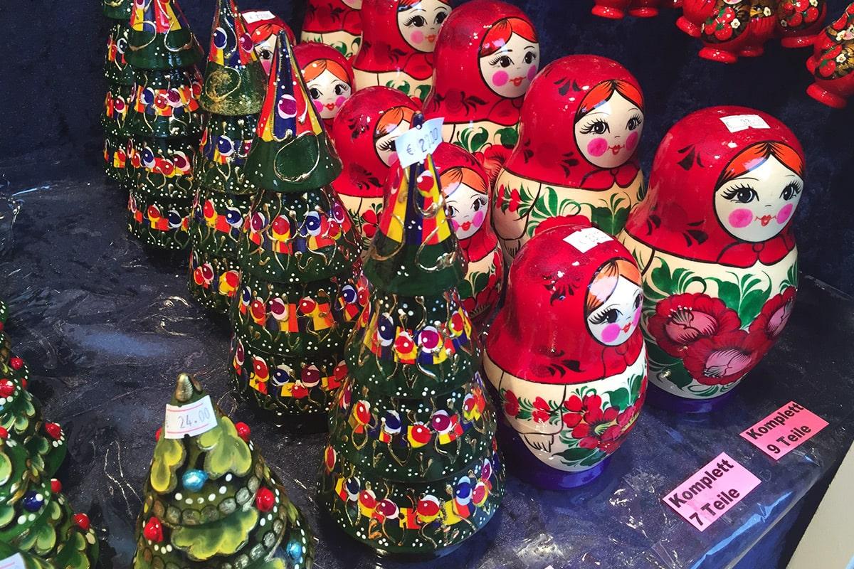 Kerstmarkt Cochem 2018