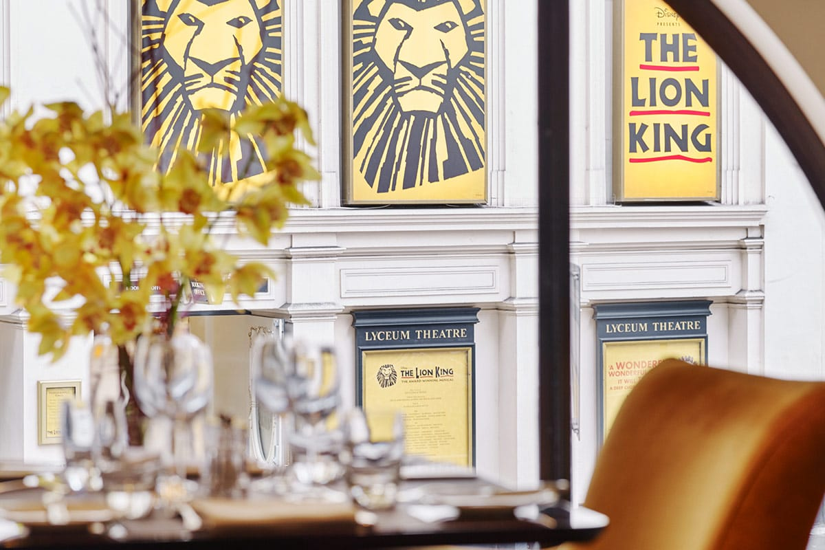 One Aldwych Hotel Londen - Ontbijtzaal