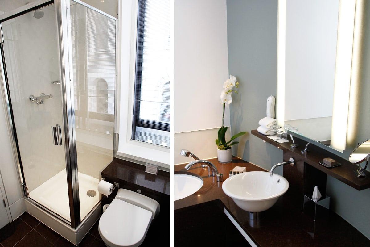 One Aldwych Hotel Londen - Douche