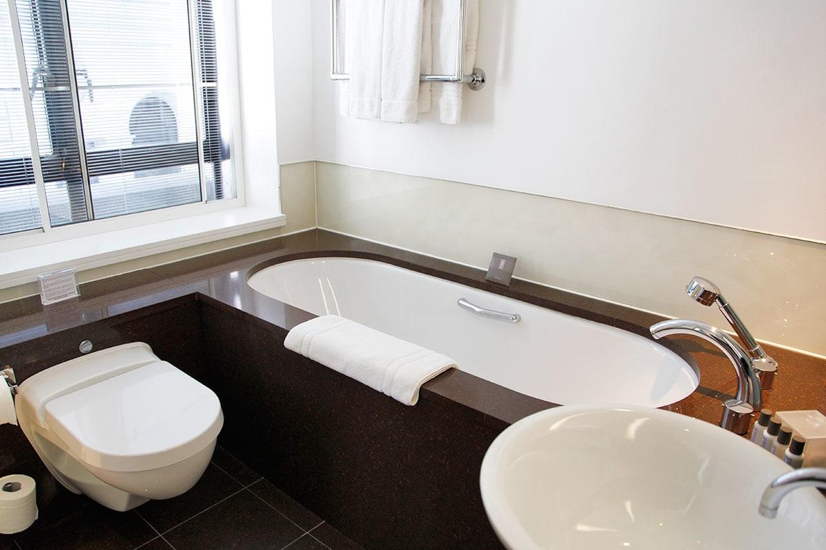 One Aldwych Hotel Londen - Badkamer