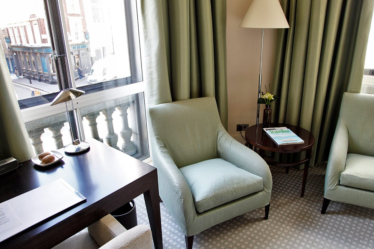 One Aldwych Hotel Londen - Deluxe Suite