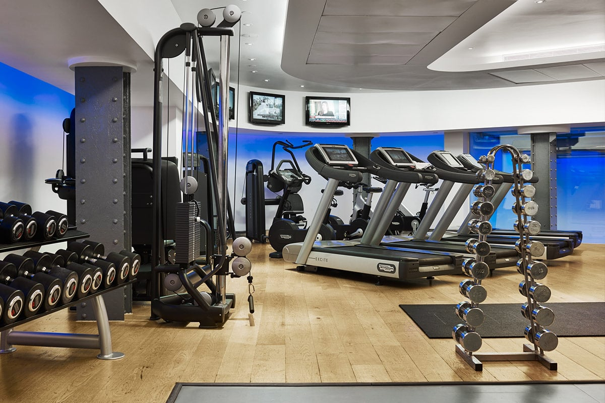 One Aldwych Hotel - Gym