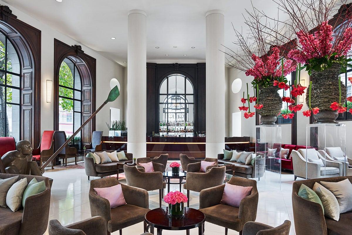 One Aldwych Hotel Londen - Lobby