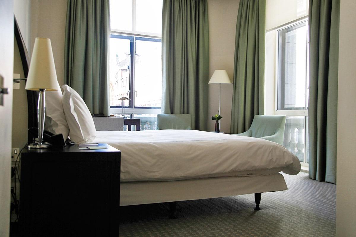 One Aldwych Hotel Londen - Deluxe Room Hotelkamer