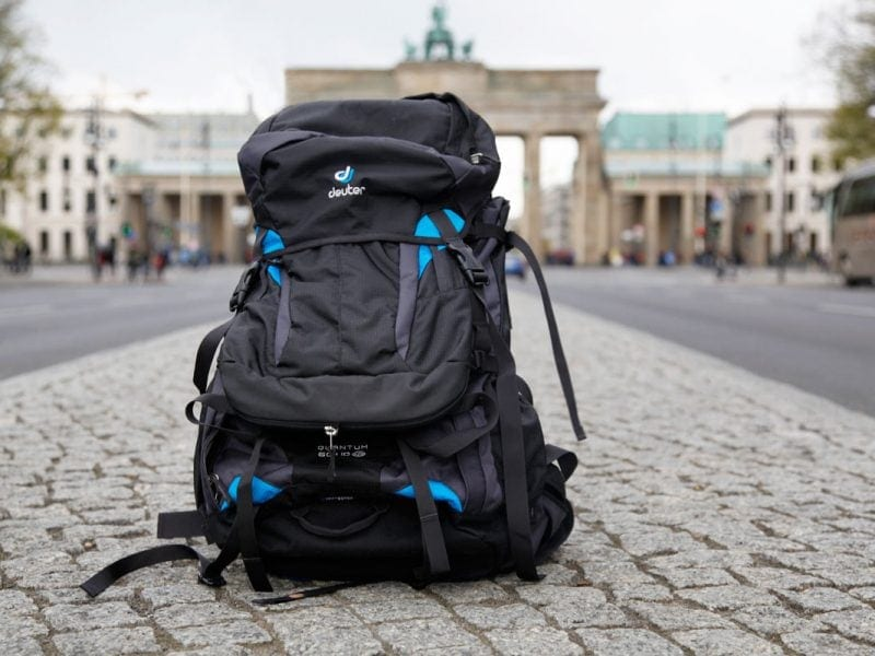 Deuter Quantum SL Backpack