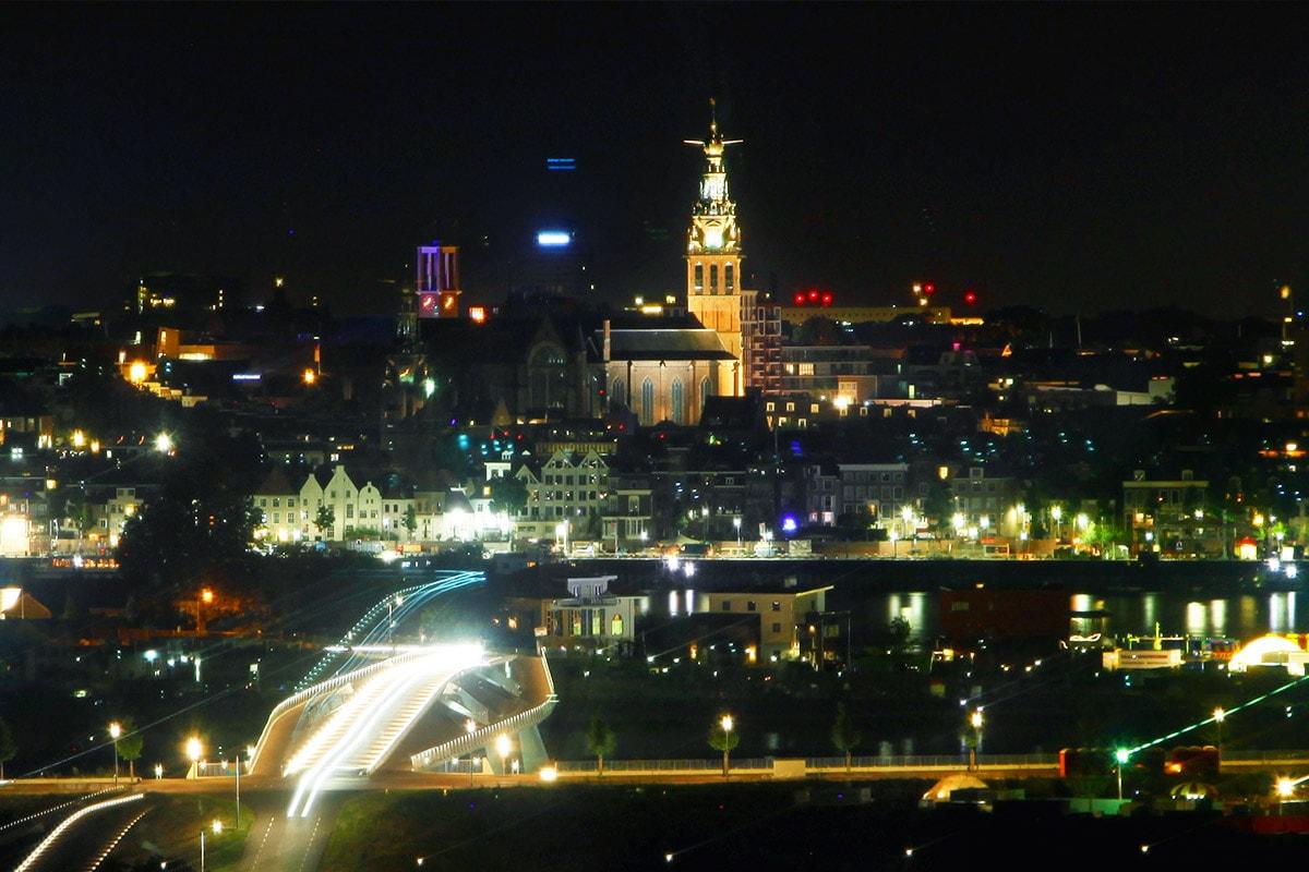Hotel Van der Valk Nijmegen - Uitzicht Nijmegen