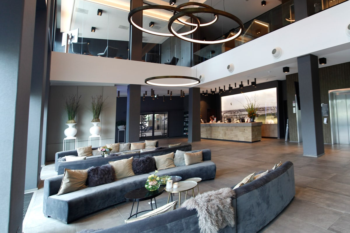 Van der Valk Nijmegen - Lobby
