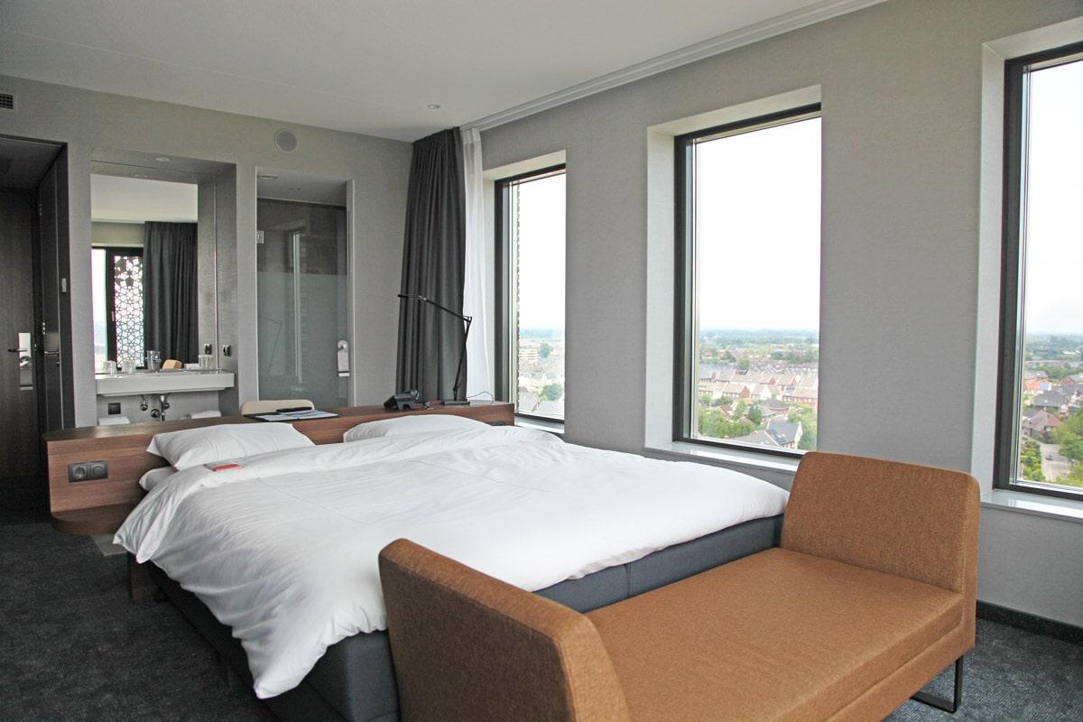 Hotel Van der Valk Nijmegen - Corner suite