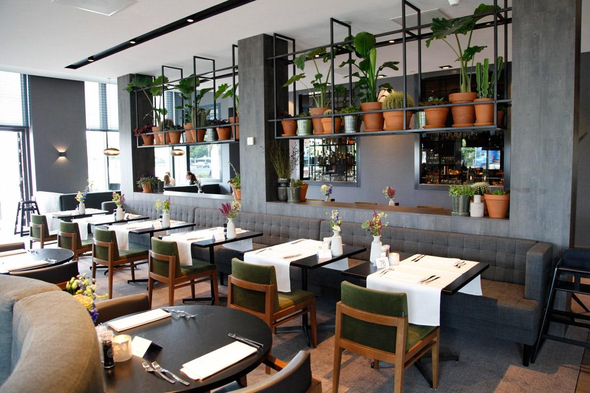 Hotel Van der Valk Nijmegen - Restaurant