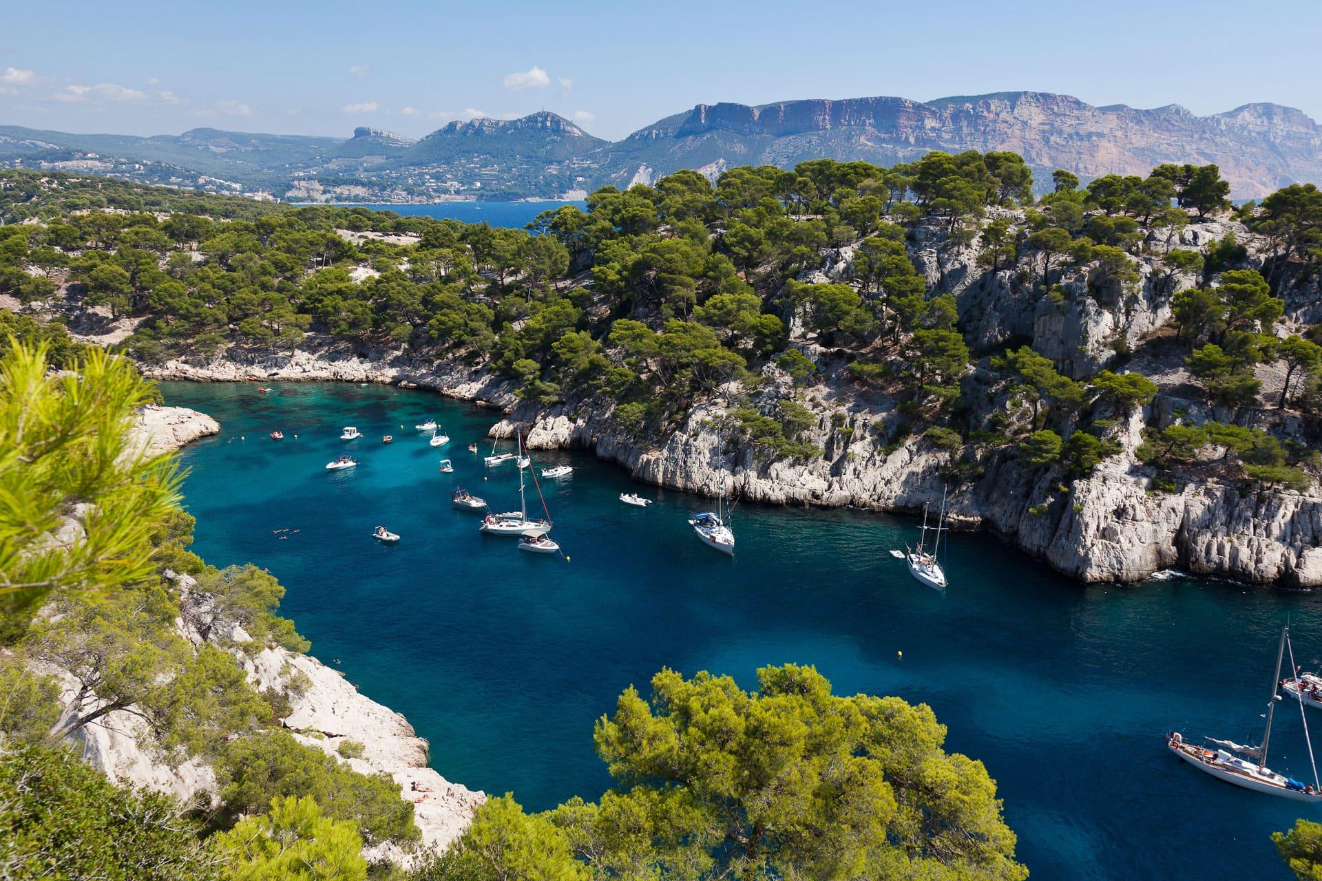 Mooiste vakantiebestemmingen in Europa