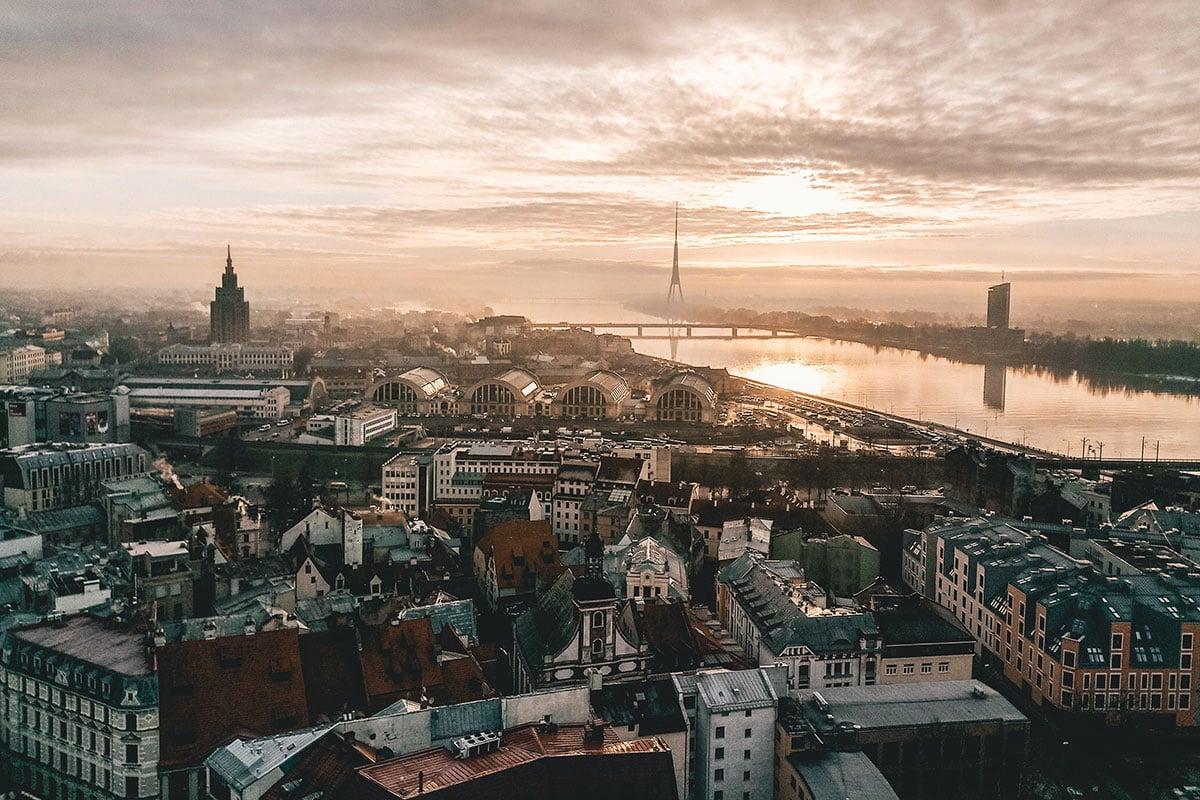 goedkope steden europa riga