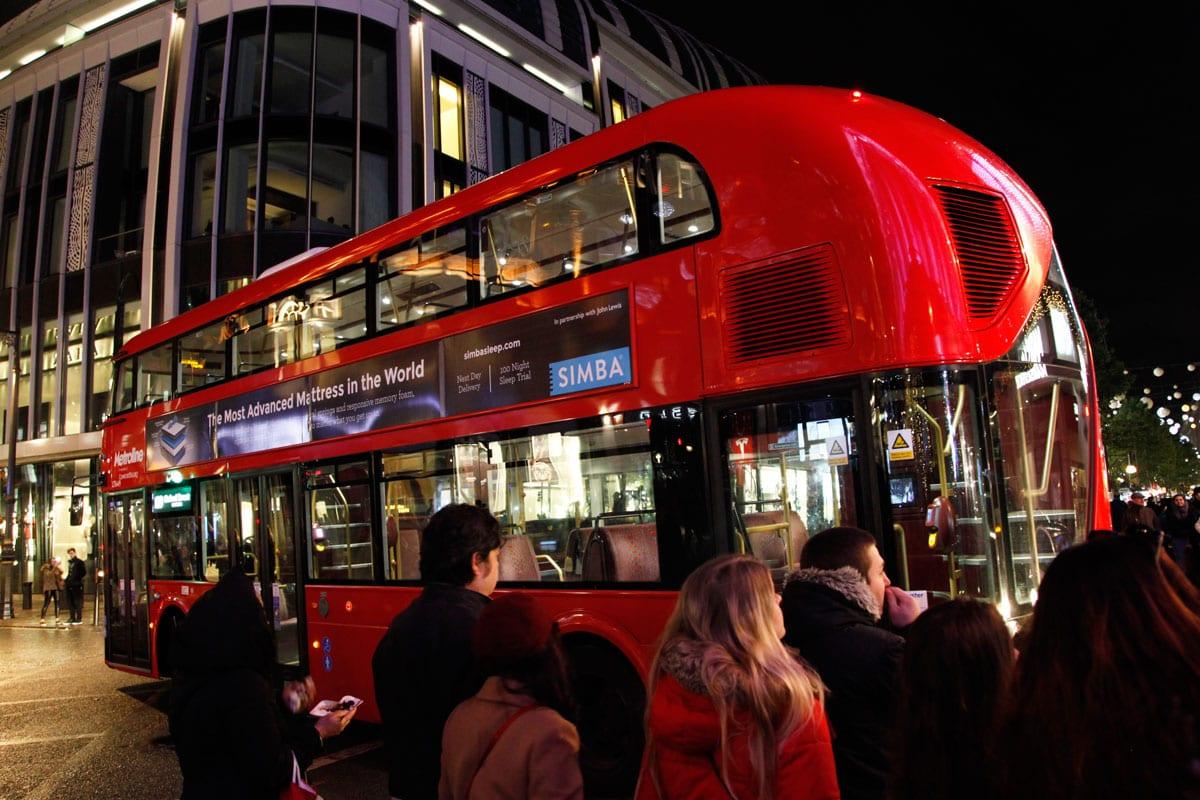 londen-red-bus
