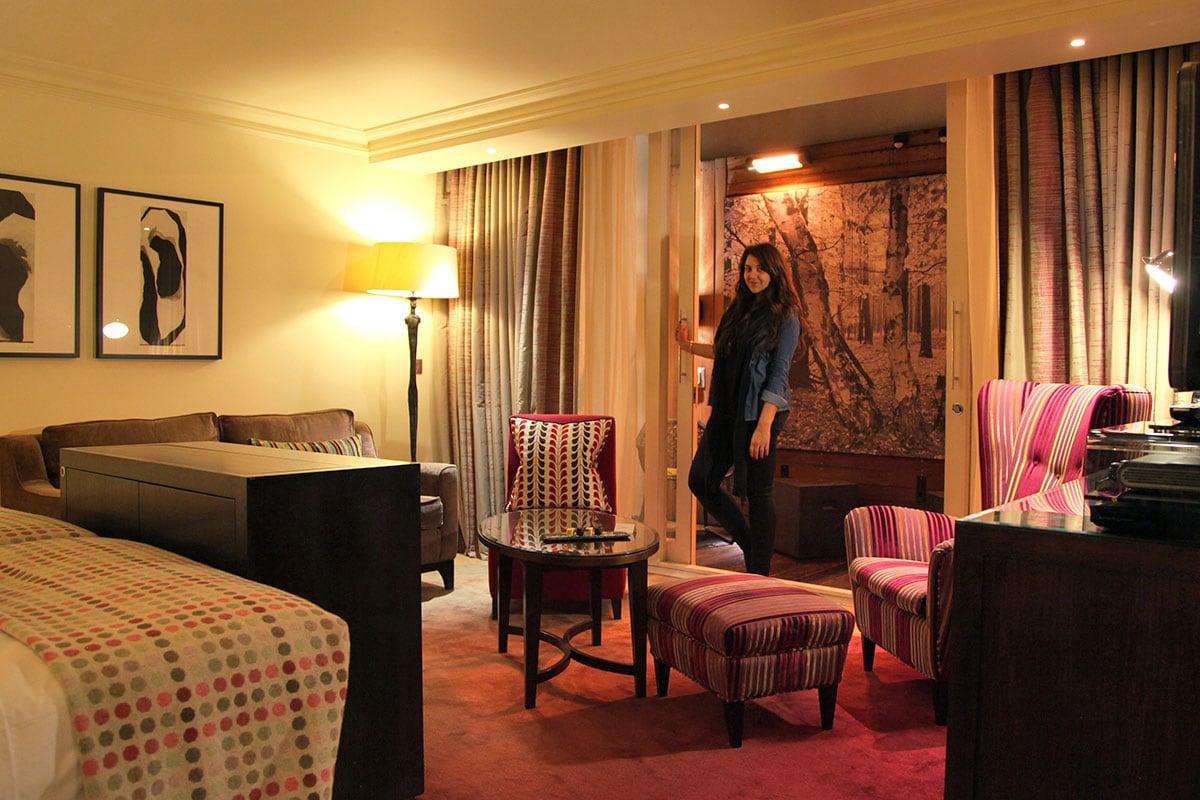 luxe hotel londen centrum