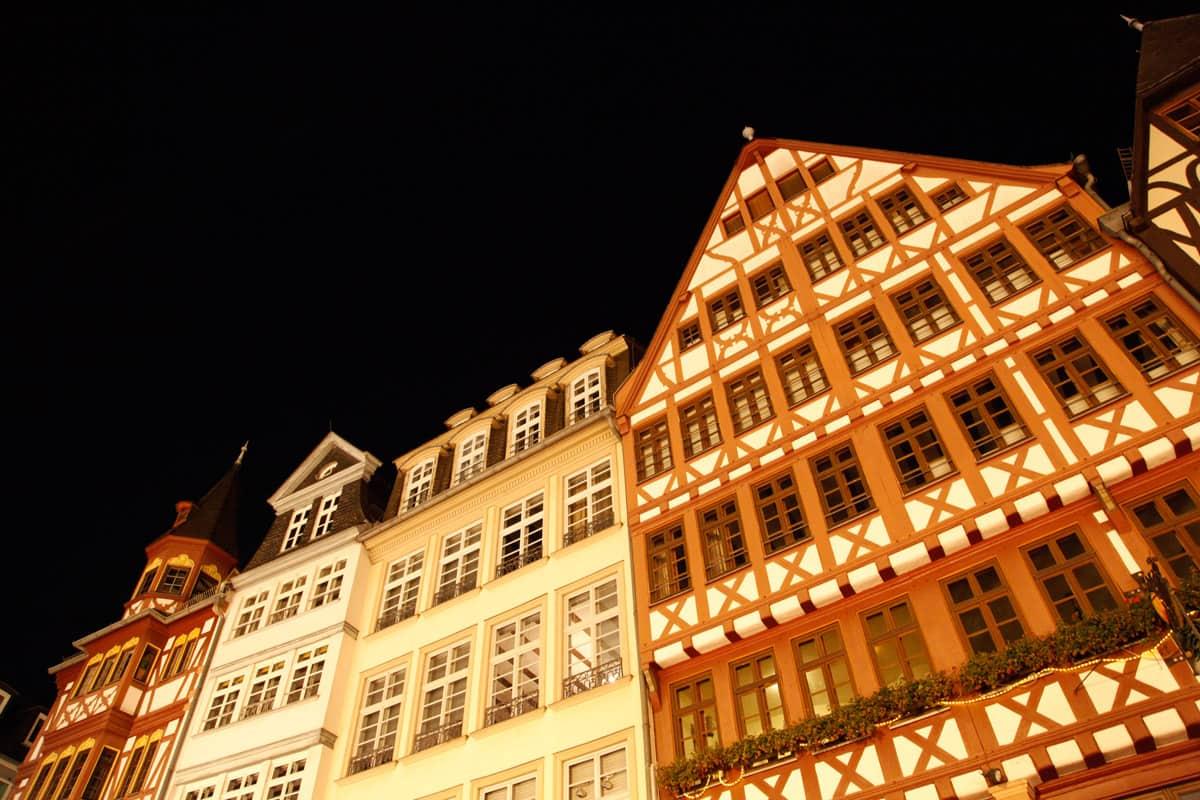 kerstmarkt in Frankfurt am main