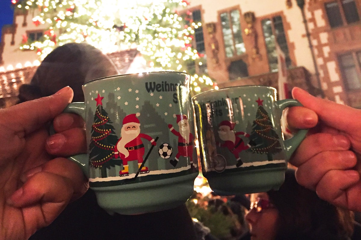 kerstmarkt frankfurt gluhwein