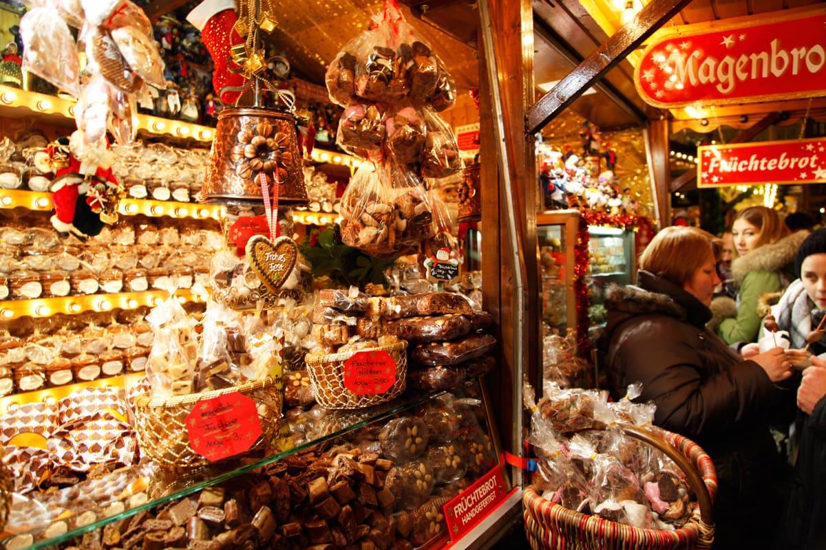 Kerstmarkt Kleve 2018