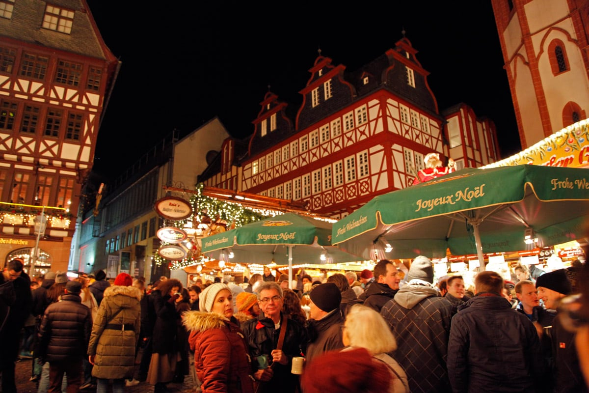 Leukste kerstmarkten in Duitsland 2018