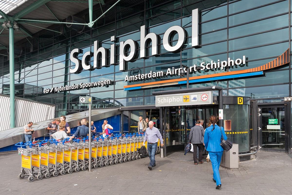 Privium Schiphol luchthaven Amsterdam