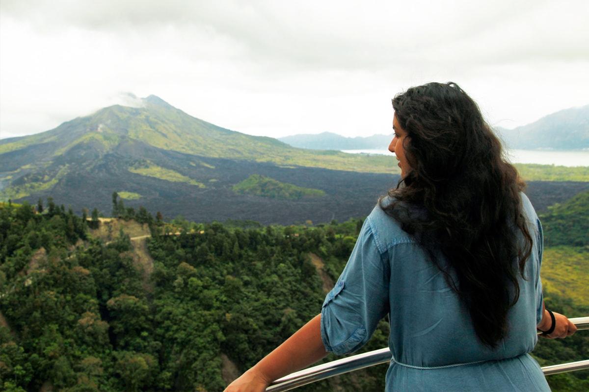 Vulkaan Bali excursie Ubud
