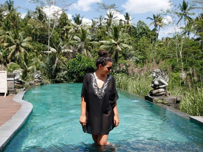 Kayon resort Ubud Bali