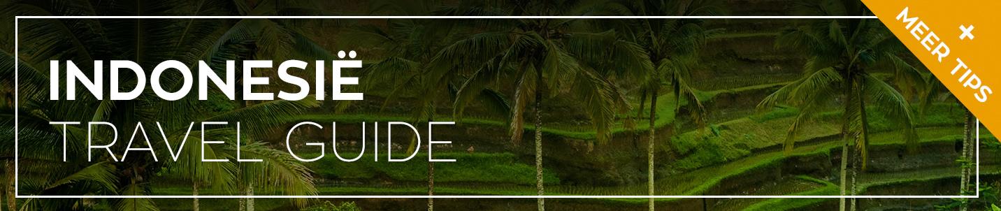 Travel guide voor Indonesië