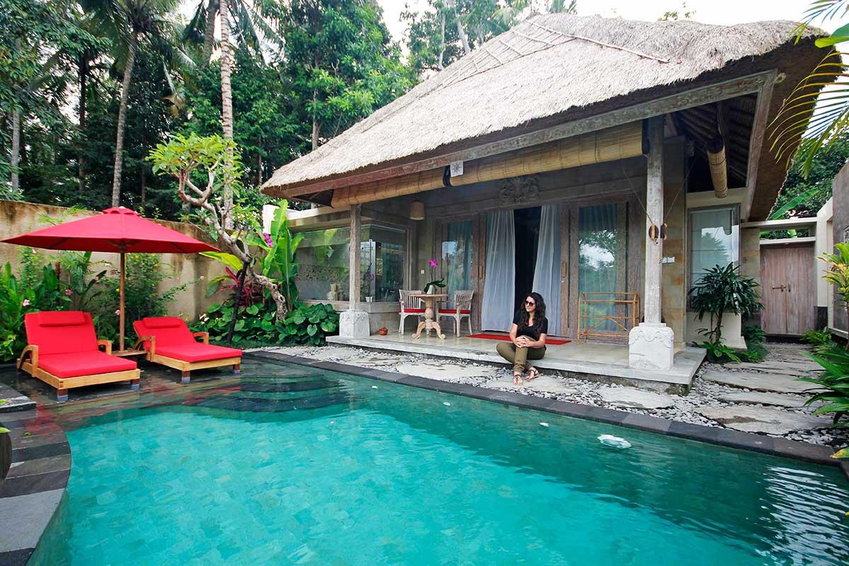 Udaya resort ubud je eigen luxe villa met priv zwembad for Luxe villa met zwembad