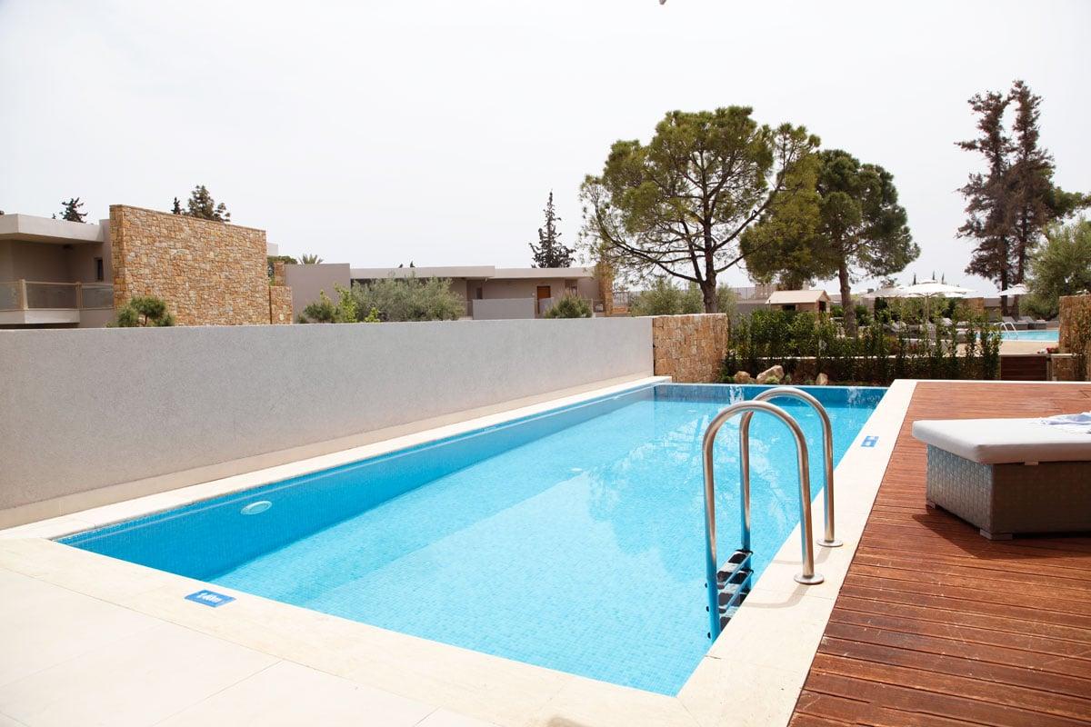 Ikos Olivia resort Chalkidiki - Deluxe kamer prive zwembad