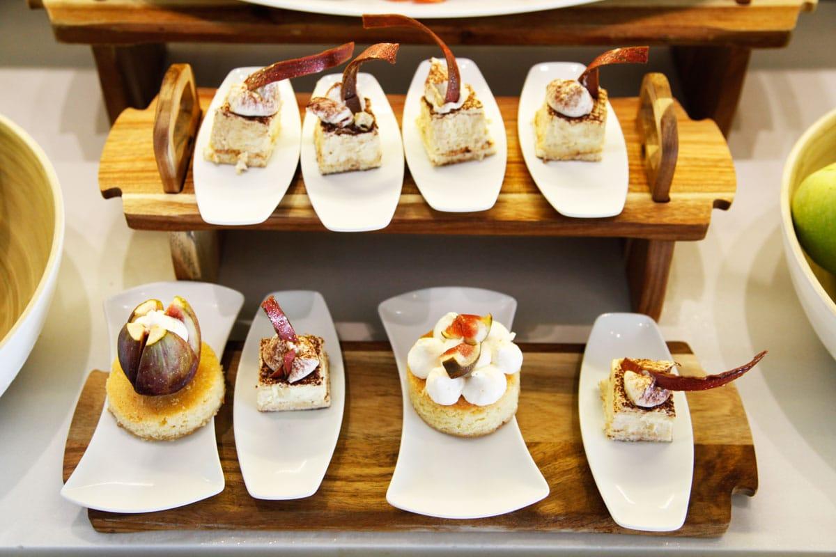 Ikos Olivia resort - Provence desserts