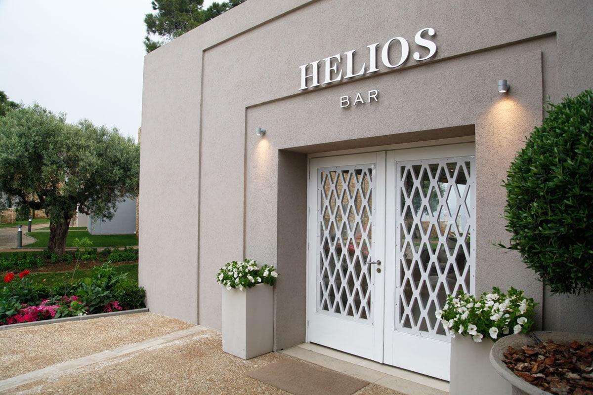 Ikos Olivia hotel Helios bar