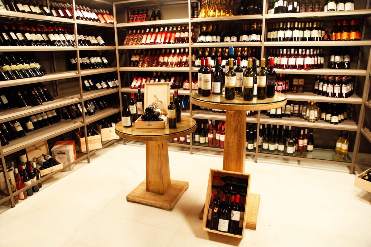 Ikos Olivia hotel wijnen