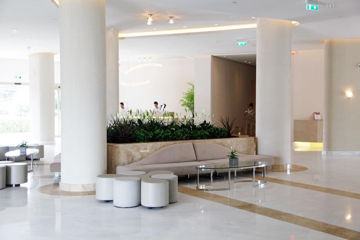 Ikos Olivia Hotel Chalkidiki Lobby