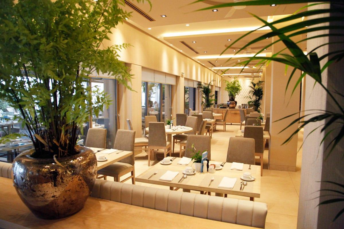 Ikos Olivia hotel Flavors restaurant