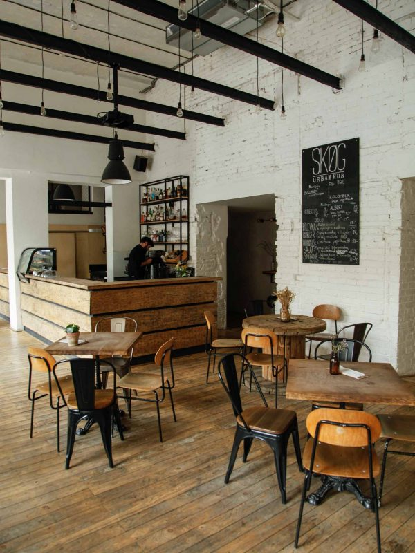 Koffie bar in Brno
