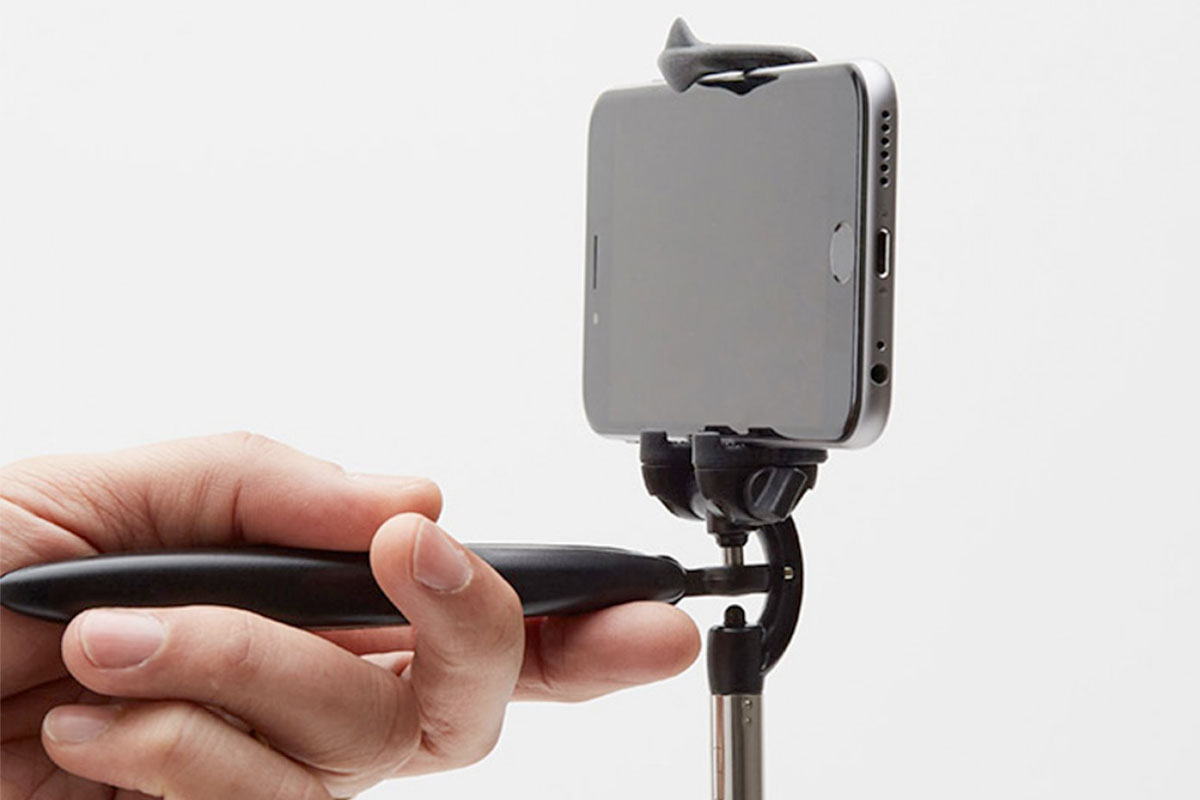Cadeaus voor mannen - Smartphone stabilizer