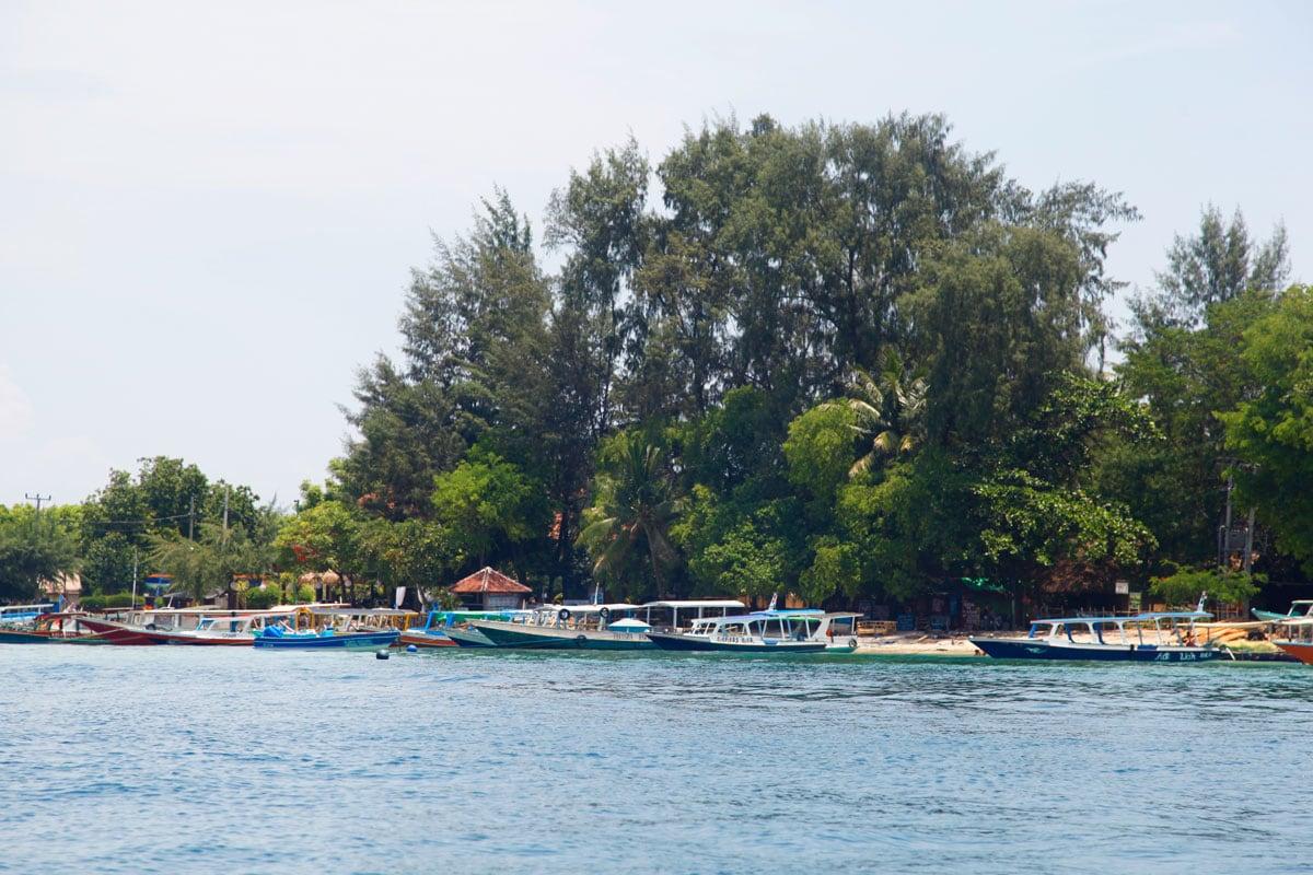 gili eilanden gili trawangan